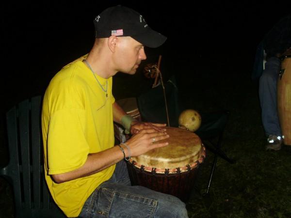 SJ Drumming